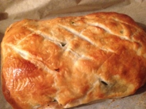baked croute