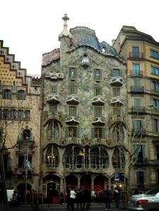 A Gaudi masterpiece